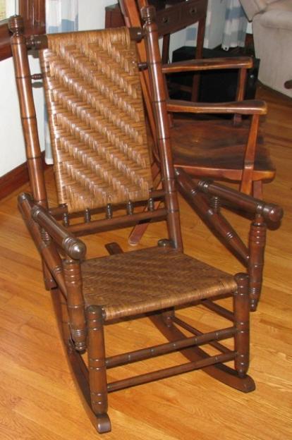 Basket Weave Seat U0026 Back .